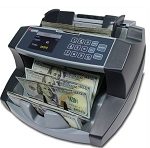 Cassida 6600 Series UV/MG Banknote Counter