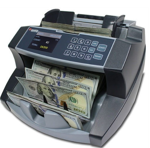 Cida 6600 Series Uv Mg Banknote Counter